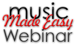Music Made Easy Webinar